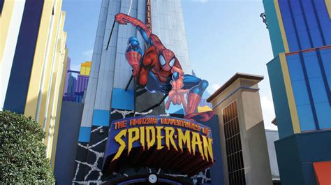the amazing adventures of the amazing adventures of spider man at universal s islands of adventure