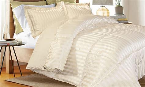 down comforter deals kathy ireland reversible down alternative comforter set 3