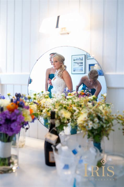Old Lyme Beach Club Wedding: Katrina and Charles!   IRIS