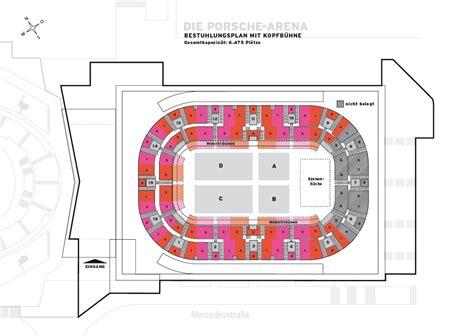 Porsche Arena Sitzplan porsche arena sitzplan