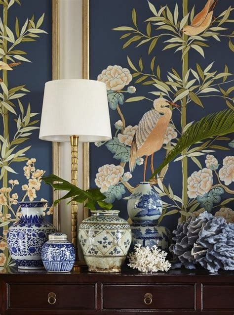 Tabulous Design: Getting The Blues: Chinoiserie Blue