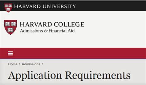 Harvard Admission Criteria Mba by What Grade Do I Start Applying For Harvard Harvard