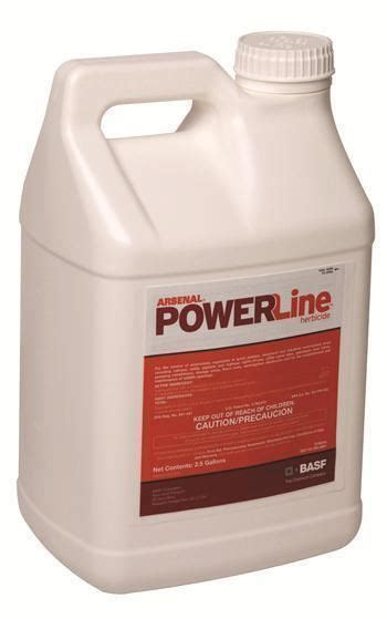 arsenal herbicide arsenal powerline herbicide basf the chemical company