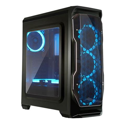Segotep T5 Black Desktop Tower mini itx goods catalog chinaprices net