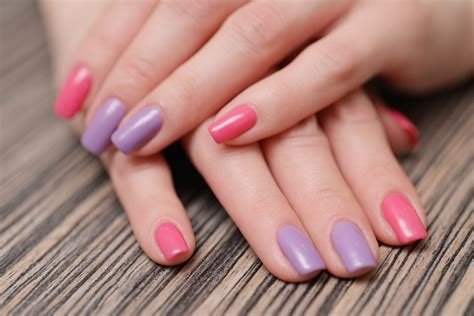 Nail Paint by How To Paint Your Nails Perfectly