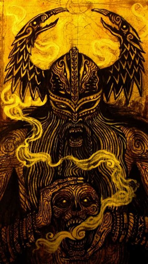 tattoo healing myths in norse mythology odin from old norse 211 240 inn is a god