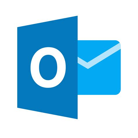 Microsoft Outlook outlook icons for free in png and svg
