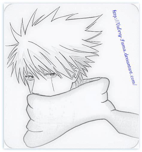 imagenes para dibujar a lapiz de kakashi imagenes de kakashi para dibujar imagui