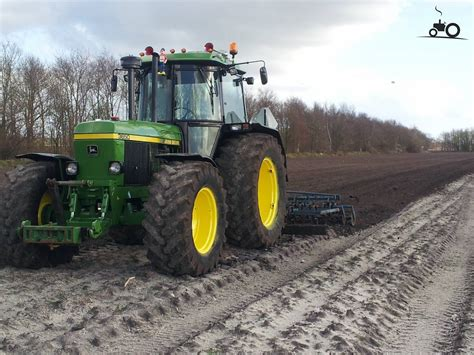 United Contact by Picture John Deere 3650 834495