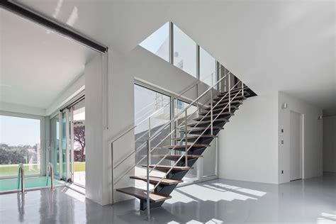 Design Ideas For Indoor Stair Railing Stair Railing Ideas To Improve Home Design