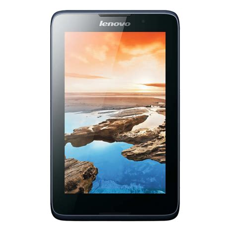Tablet Lenovo A3300 3g Lenovo Ideatab A3300 3g Android Tablet Pc Black