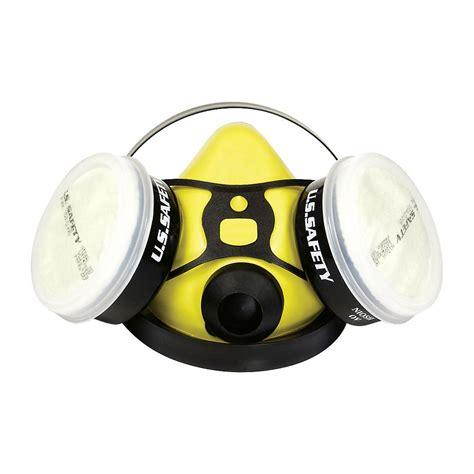 air purifying  mask respirator duracoat firearm
