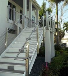 Exterior Handrail Kits For Stairs by Exterior Stair Railing Newsonair Org