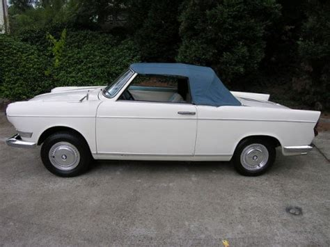 bmw 700 for sale 1963 bmw 700 cabriolet german cars for sale