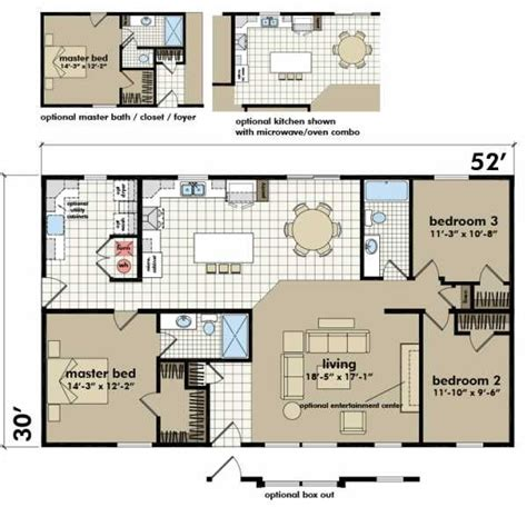 country highlands floor plans 1000 images about mobile home remodel on