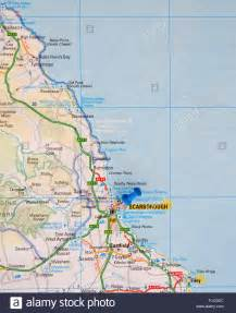 map of coast of road map of the east coast of showing robin hoods