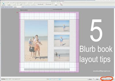 photo layout in photo book 5 blurb book layout tips click it up a notch