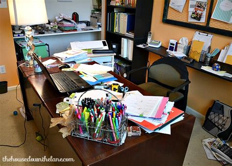 Organize Your Home Office In 8 Steps Calyx Corolla Organize Your Office Desk