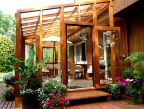 cedar sunroom custom 10x20