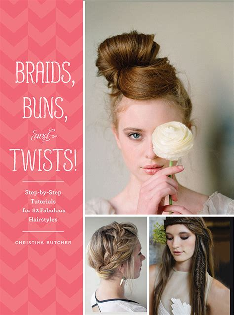 Hairstyle Book by The Hairstyle Directory Buns Braids And Twists Hair