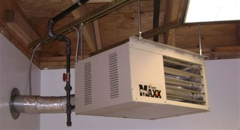 Heating A Garage In Winter heating your garage this winter brrrrrr