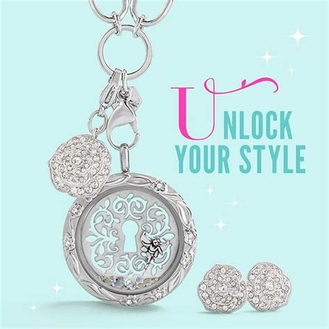 Origami Owl Style Jewelry - fall collections locket bracelet and garden windows on