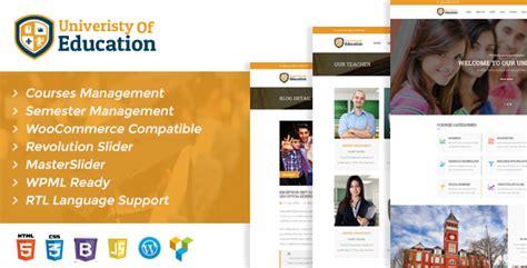 wordpress themes for computer institute university of education wordpress theme courses