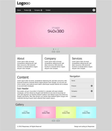 Website Layout Template Carisoprodolpharm Com Web Layout Templates