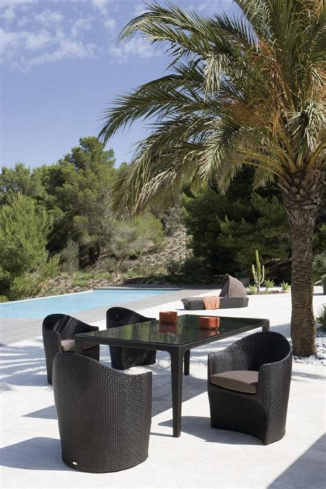 upscale patio furniture luxury outdoor furniture digsdigs