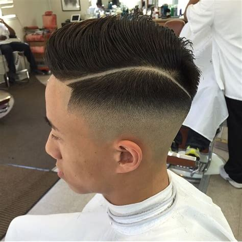 hairstyles for men with horseu hair lines modern twist on classic haircuts the hard part