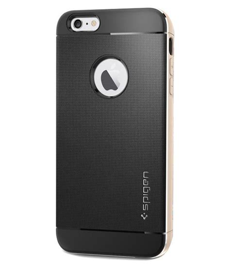 Spigen Iphone 6 4 7 Neo Hybrid Series Metal Satin Silver spigen neo hybrid metal series back cover for iphone 6 4