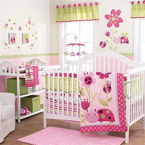 belle lil ladybug crib bedding collection bed bath