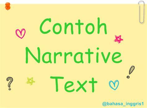pengertian biography text bahasa inggris contoh narrative text bahasa inggris lengkap belajar