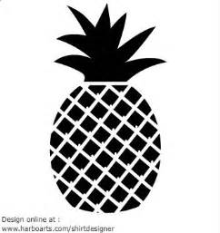 pineapple silhouette the gallery for gt pineapple silhouette