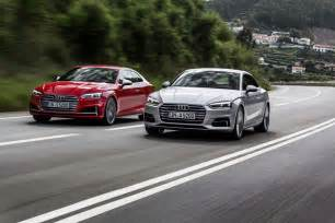 Difference Between Audi S4 And S5 2018 Audi A5 S5 Drive Review