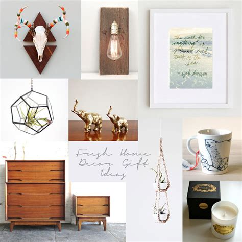 home design gift ideas bright july etsy round up fresh home decor gift ideas