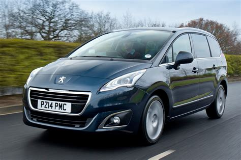 peugeot co 2014 peugeot 5008 allure hdi 115 diesel first drive