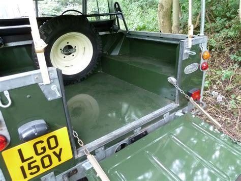 tailgate swing lgo 150y bound for switzerland land rover centre