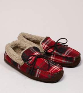 american eagle slippers mens aeo suede moccasin slipper mens slippers and american