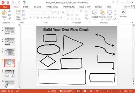 animated keynote templates best flowchart templates for powerpoint