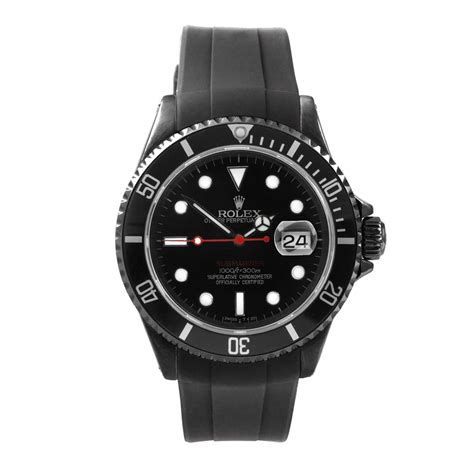 Rolex Submariner Automatic 2 rolex submariner automatic 16610 jdt 2 pre owned jet black rolex touch of modern