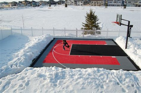 basketball court backyard cost basketball courts eclectic landscape other metro