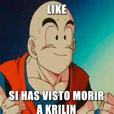 Krillin Meme - goku and krillin memes