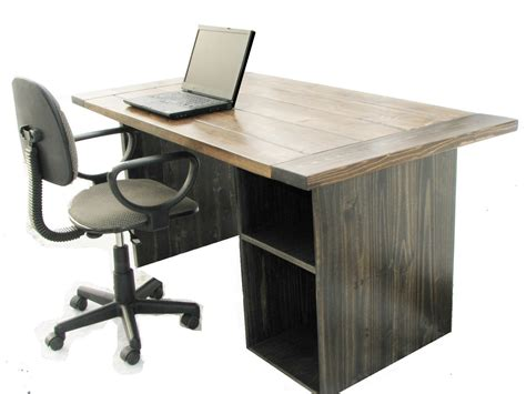 High Quality Computer Desk Computer Desk Farmhouse Office Desk High Quality Rustic