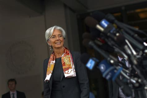 Style Goes Global With Christine Cabusas by Finance Minister Christine Lagarde Poised To Be