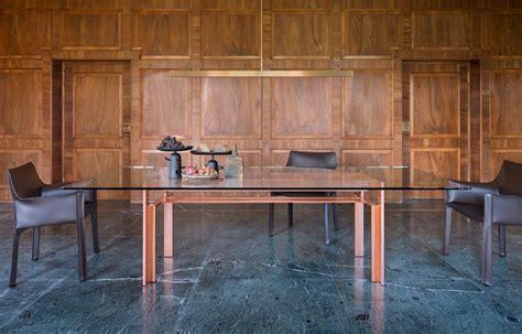 bruno interni catalogo bruno interni tavolo doge collezione simon by cassina