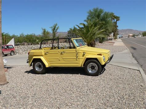 volkswagen thing yellow 108 best images about type 181 kubel thing on pinterest