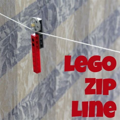 how to make a zip line for your backyard lego zip line lego kids pages and lego creations