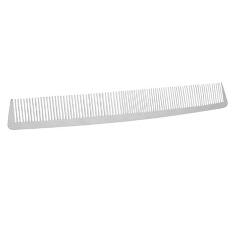 created for the comb over hair product salon hair comb stainless steel hair cutting comb hand