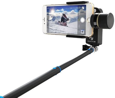 Feiyu Tongsis Smartstab 2 Axis Stabilizer Selfie Gimbal Diskon feiyu tech tongsis smartstab 2 axis selfie gimbal for smartphone black jakartanotebook